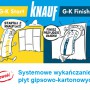G-K START i Knauf G-K FINISH