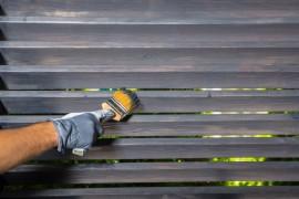 Jak Pomalować Drewnianą Altanę Krok Po Kroku