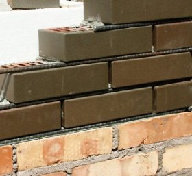 Zaprawa do murowania komina z klinkieru