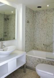 łazienka Tapety Farby Czy Płytki