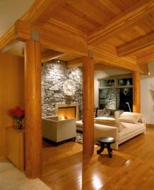 Odnowa Drewnianego Sufitu